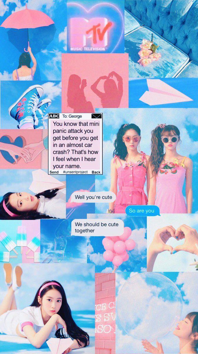 Aesthetic Wallpaper Egirl Aesthetic Wallpaper Collage 3d