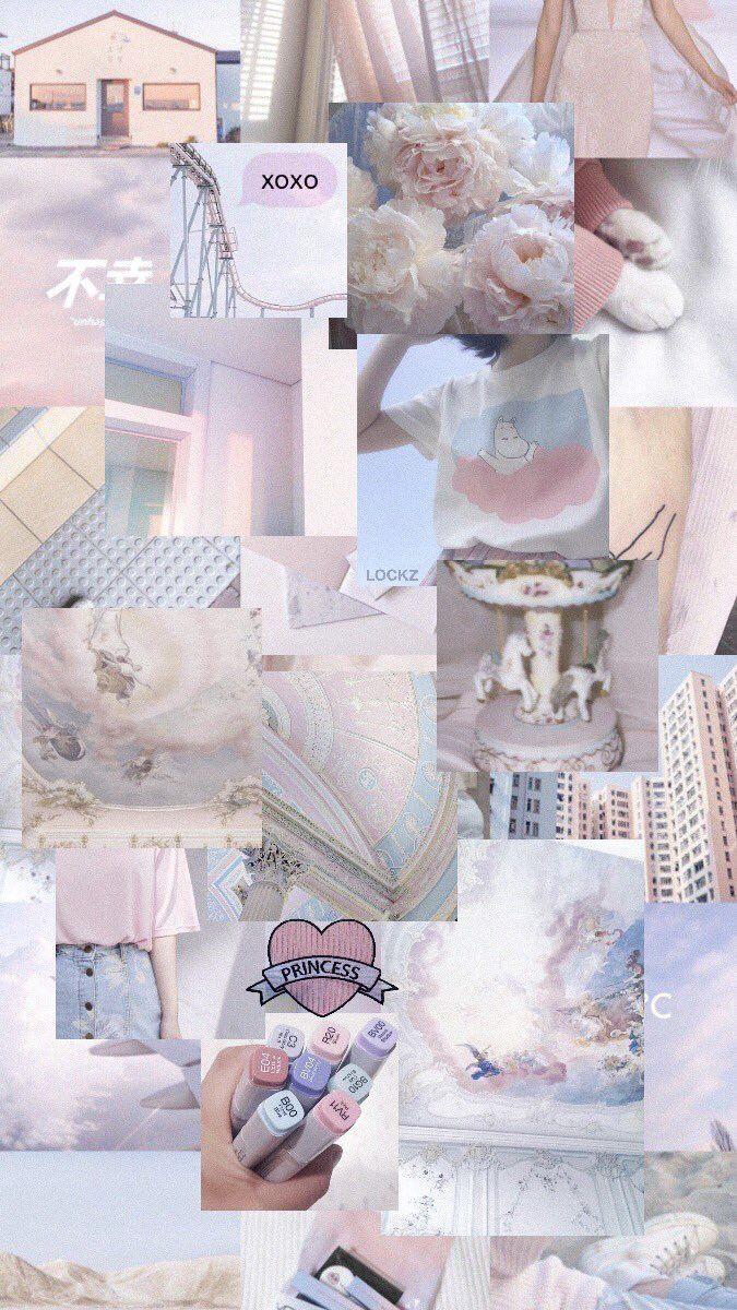 Aesthetic Wallpaper : Egirl Aesthetic Wallpaper Collage ...